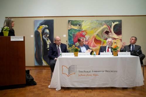Defending Jacob Panel, 2/24/2014